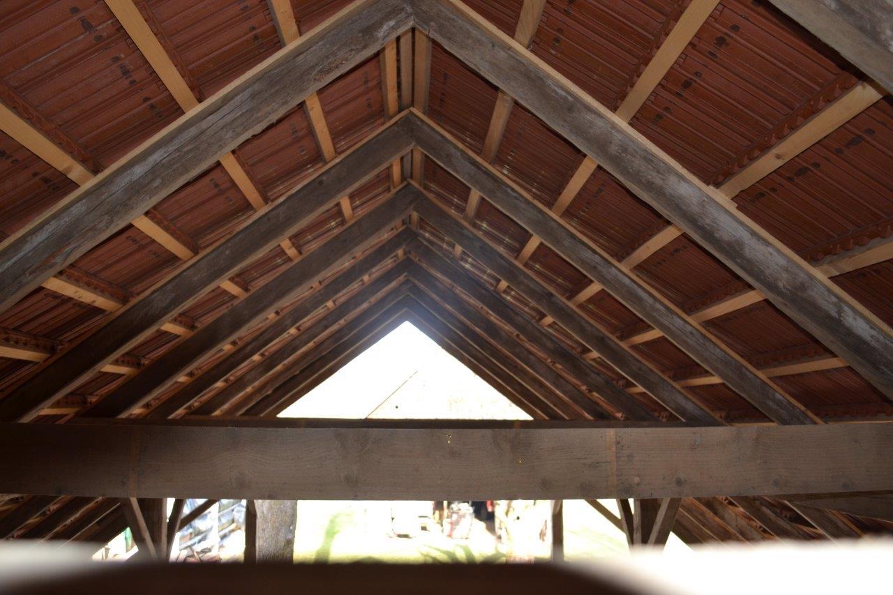 Prekrivanje Strehe – Kompolje