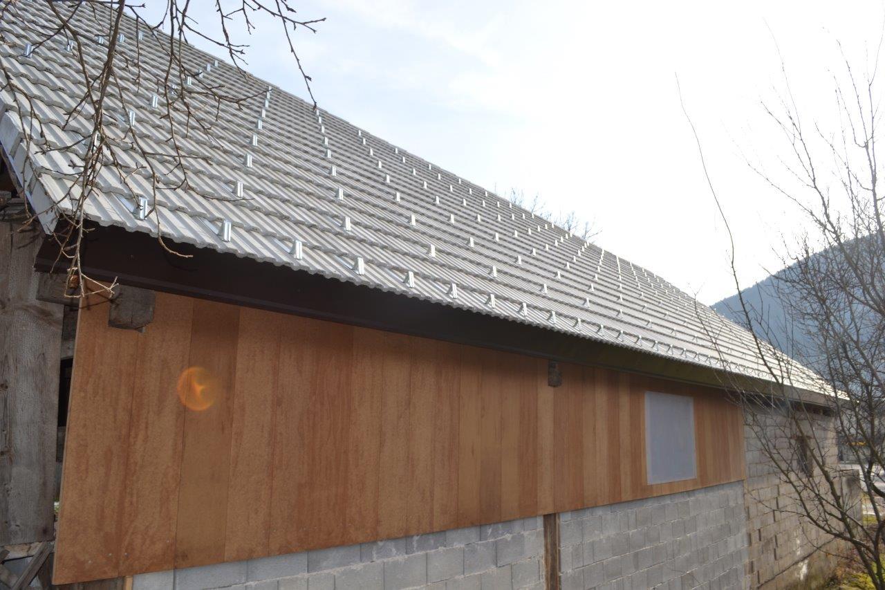 Prekrivanje Strehe – Jakl